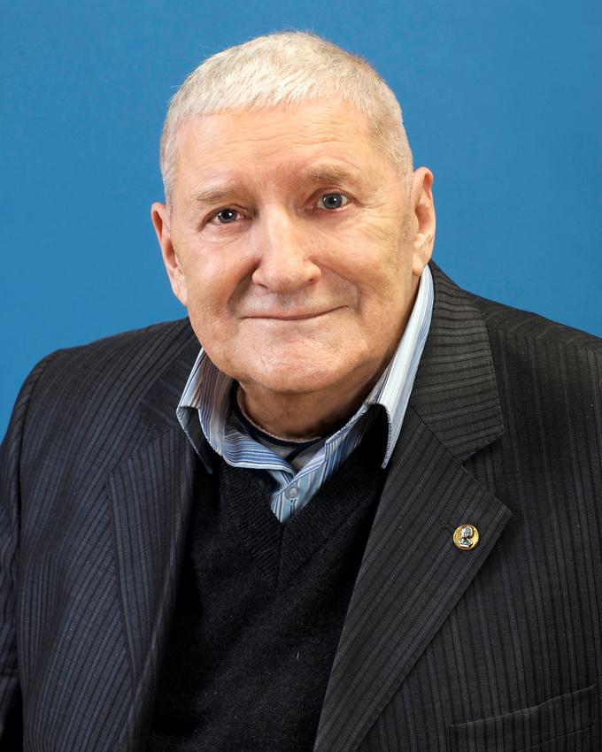 Академик РАН Прохоров Юрий Васильевич